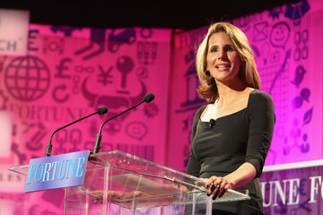 Leigh Gallagher FORTUNE Most Powerful Women Summit: Day 2