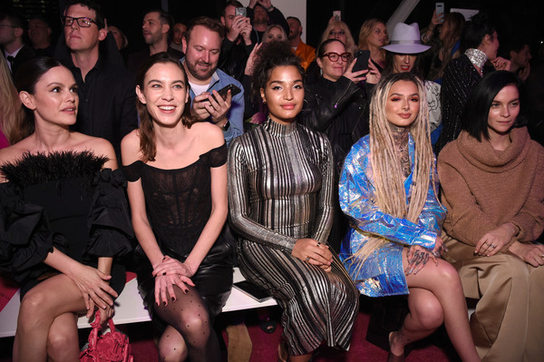 IMG NYFW: The Shows 2020 Partners - February 6