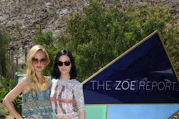 Leigh Lezark ZOEasis Presented by the Zoe Report and Guess