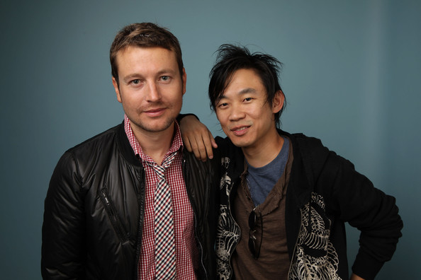 Image result for James Wan and Leigh Whannell