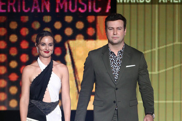 Leighton Meester 2018 American Music Awards - Fixed Show