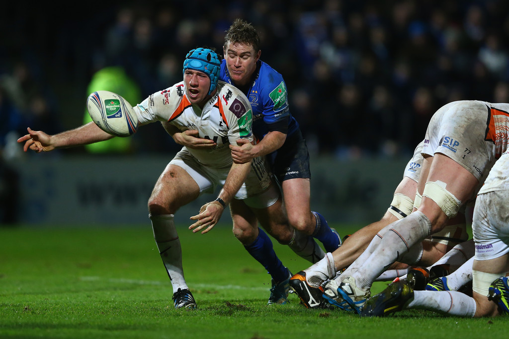 leinster v ospreys