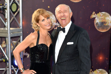 Len Goodman Guests Attend 'Strictly Come Dancing 2015'