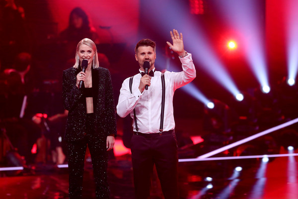 'The Voice Of Germany' Finals In Berlin
