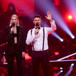 Lena Gercke 'The Voice Of Germany' Finals In Berlin