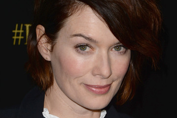 Lena Headey Premiere of 'Pride And Prejudice and Zombies' - Red Carpet