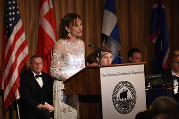 Lena Olin American-Scandinavian Foundation Gala Dinner