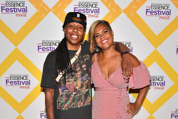 Lena Waithe 2018 Essence Festival Presented By Coca-Cola - Ernest N. Morial Convention Center - Day 1