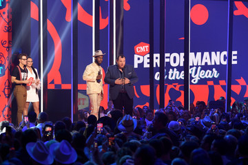 Leon Bridges 2019 CMT Music Awards - Show