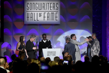 Leon Bridges Songwriters Hall Of Fame 49th Annual Induction And Awards Dinner - Show