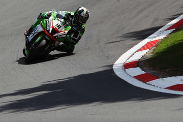 Leon Haslam British Superbike Championship - Brands Hatch
