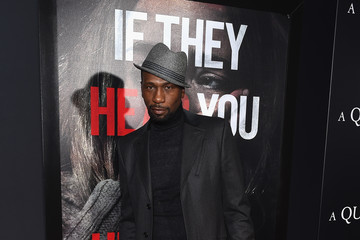 Leon Robinson Paramount Pictures presents the New York Premiere of 'A QUIET PLACE'