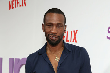 Leon Robinson Special Screening Of The Netflix Film 'Set It Up'