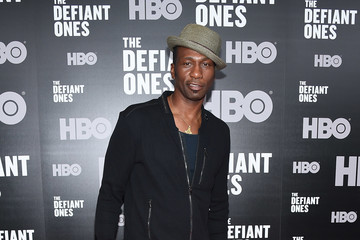 "Leon Robinson ""The Defiant Ones"" New York Premiere"