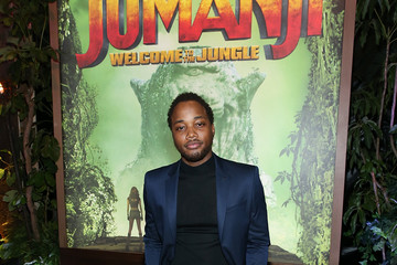 Leon Thomas III Premiere of Columbia Pictures' 'Jumanji: Welcome to the Jungle' - Red Carpet