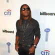 Leon Thomas Celebs at Billboard's Grammys Afterparty