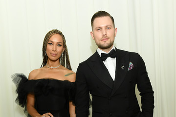 Leona Lewis 28th Annual Elton John AIDS Foundation Academy Awards Viewing Party Sponsored By IMDb, Neuro Drinks And Walmart - Inside