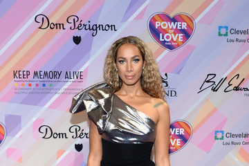 Leona Lewis 23rd Annual Keep Memory Alive Power Of Love Gala - Red Carpet