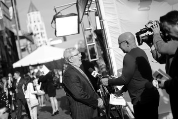 Leonard Maltin 2017 TCM Classic Film Festival - The 50th Anniversary Screening of 'In the Heat of the Night' (1967) Red Carpet & Opening Night