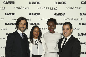 """Leonardo Chavez Herieth Paul Glamour Hosts """"A Brighter Future: A Global Conversation on Girls' Education"""" With First Lady Michelle Obama"""