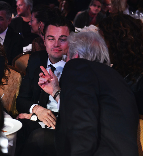 Leonardo DiCaprio - 2nd Annual Sean Penn And Friends Help Haiti Home Gala Benefiting J/P HRO Presented By Giorgio Armani - Inside
