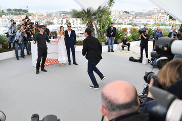 """Leonardo DiCaprio Margot Robbie """"Once Upon A Time In Hollywood"""" Photocall - The 72nd Annual Cannes Film Festival"""