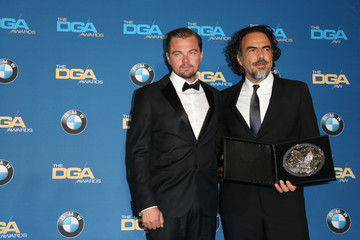 Leonardo DiCaprio 68th Annual Directors Guild of America Awards - Press Room