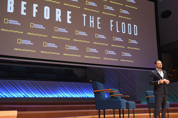 Leonardo DiCaprio 'Before the Flood' Special Screening