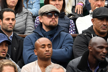 Leonardo DiCaprio 2016 French Open - Day Fifteen