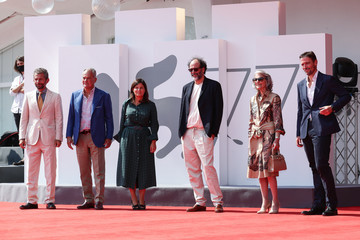 "Leonardo Ferragamo Diego Di San Giuliano ""Salvatore - Shoemaker Of Dreams"" And ""Fiori, Fiori, Fiori!""  Red Carpet - The 77th Venice Film Festival"