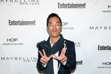 Leonardo Nam Entertainment Weekly Celebrates Screen Actors Guild Award Nominees at Chateau Marmont Sponsored by Maybelline New York - Arrivals