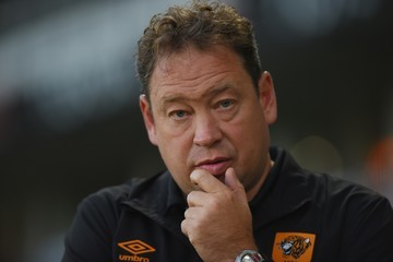 Leonid Slutsky Derby County v Hull City - Sky Bet Championship