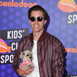 Leroy The Good Boy Nickelodeon Kids' Choice Sports 2018 - Arrivals