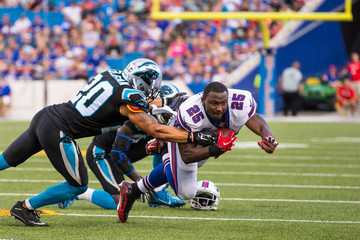 Lesean Mccoy Carolina Panthers v Buffalo Bills