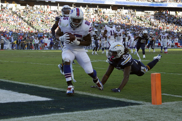 Buffalo Bills v Los Angeles Chargers
