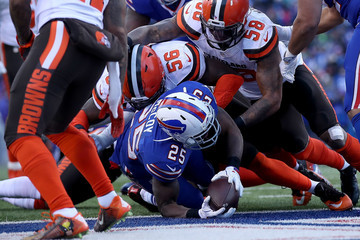 Lesean Mccoy Cleveland Browns v Buffalo Bills