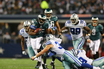 Lesean Mccoy Philadelphia Eagles v Dallas Cowboys