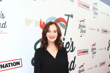 Lesley Ann Warren Steven Tyler And Live Nation Presents Inaugural Janie's FundGala & GRAMMY Viewing Party