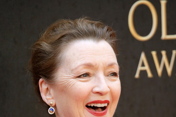 Lesley Manville The Olivier Awards With Mastercard - Red Carpet Arrivals