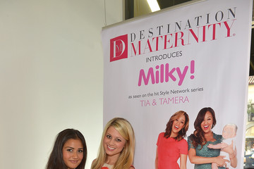 Lesley Murphy Celebs at the Milky! Launch Party in Beverly Hills