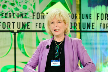 Lesley Stahl Fortune Most Powerful Women Summit 2018 - Day 3