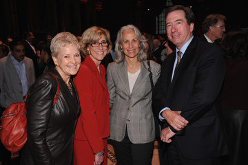 Lesley Stahl International Women's Media Foundation Awards Luncheon