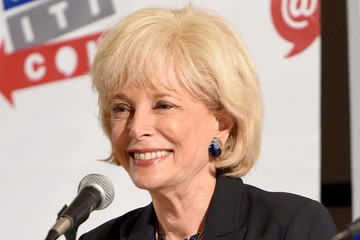 Lesley Stahl Politicon 2017 - Day 2