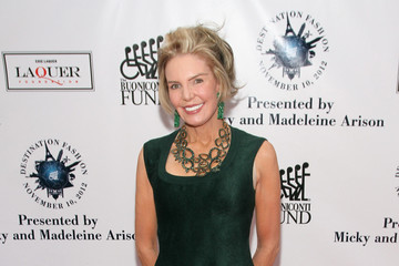 Lesley Visser Destination Fashion 2012 To Benefit The Buoniconti Fund To Cure Paralysis