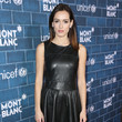 Leslie Coutterand Montblanc And UNICEF Host Pre-Oscar Brunch Celebrating Their Limited Edition Collection - Arrivals