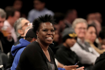 Leslie Jones Chicago Bulls v New York Knicks