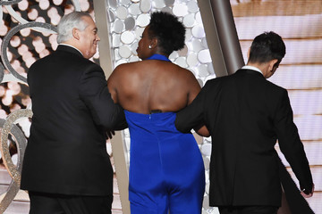 Leslie Jones 68th Annual Primetime Emmy Awards - Show