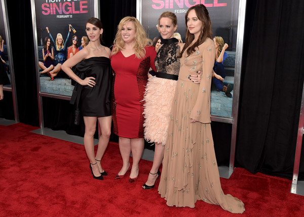 'How To Be Single' New York Premiere