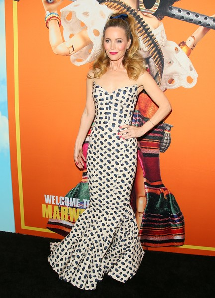 Universal Pictures And DreamWorks Pictures' Premiere Of 'Welcome To Marwen' - Arrivals