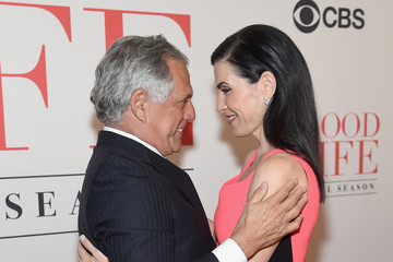 """Leslie Moonves """"The Good Wife"""" Finale Party"""